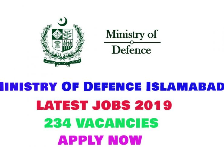 Ministry Of Defence Islamabad BY NTS JOBS