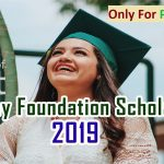 Bestway Foundation Scholarships 2019 For Students from Pakistan