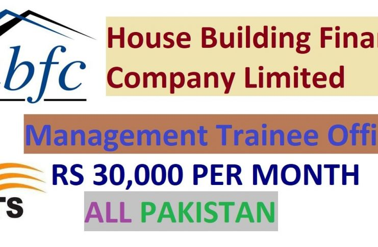 HBFC Management Trainee Officer through NTS