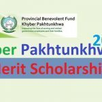 Khyber Pakhtunkhwa Merit Scholarships For College Students 2019