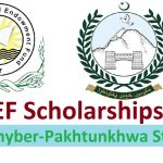 PEEF Scholarships FOR KPK