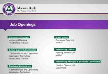 Meezan Bank Jobs 2019 In Multiple Cities For Multiple Positions