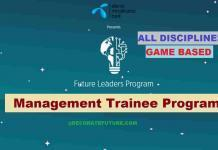 Telenor Microfinance Bank Management Trainee Program - Future Leaders Program