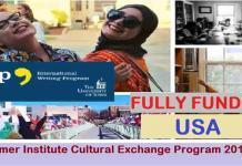 Summer Exchange Program
