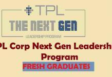 TPL Corp Next Gen Leadership Program