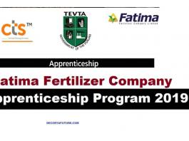 Fatima Fertilizer Company Apprenticeship Program