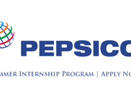 PepsiCo Summer Internship Program 2019