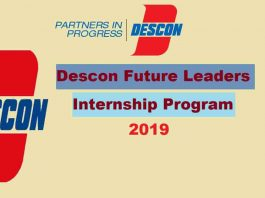 Descon Internship Program FLIP 2019