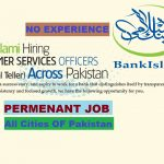 bank islami latest jobs 2019