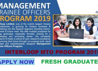 MTO Program 2019 IN PAKISTAN