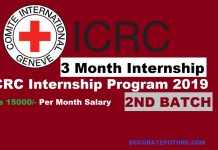 ICRC Internship Program