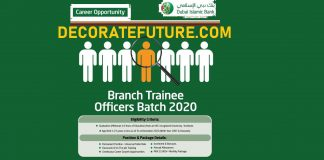 Branch Trainee Officers Jobs