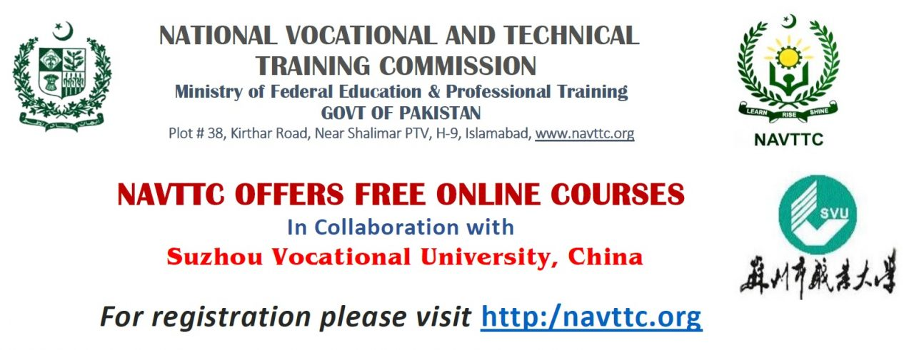 NAVTTC Free Online Courses