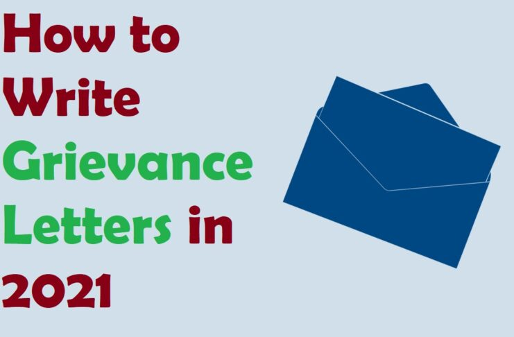 How to Write Grievance Letter
