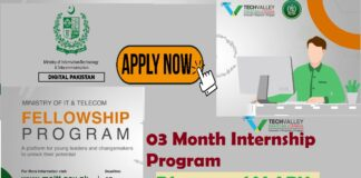 MOITT Internship Program